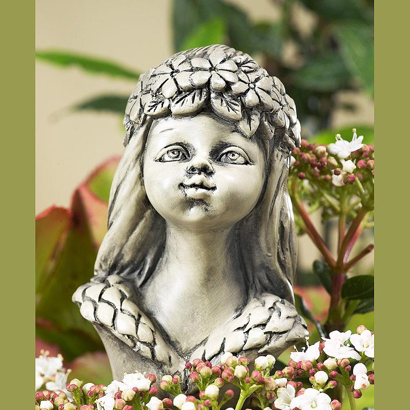 Blumenkind Magnolie Zauberblume Garten stecker 11 cm