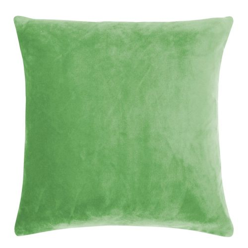 PAD Kissenhülle Smooth Samtoptik 50 x 50 cm rich green
